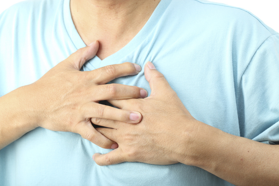 Даралт ихсэлтээс үүсэх зүрхний өвчлөл