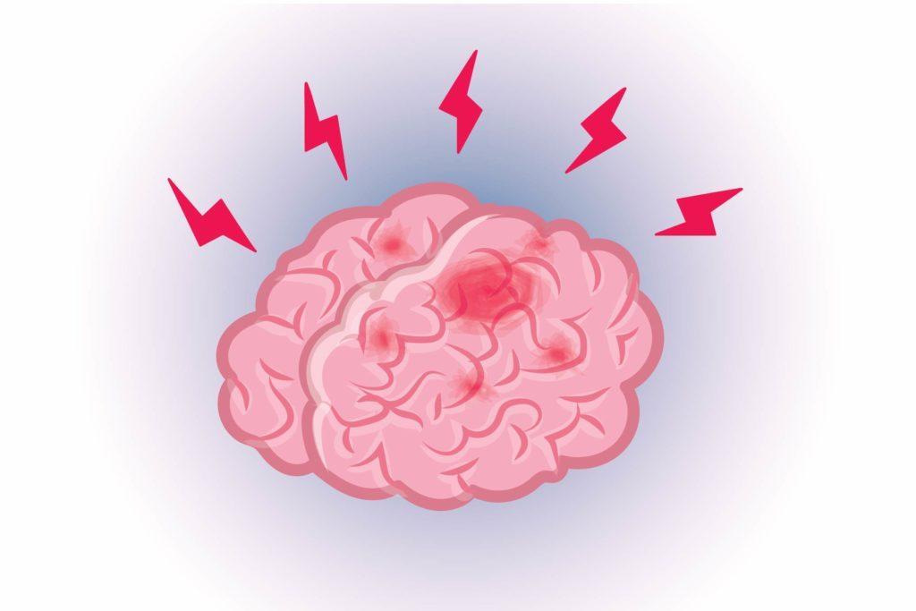 Цусны даралт ихсэлт тархийг өвчлүүлдэг