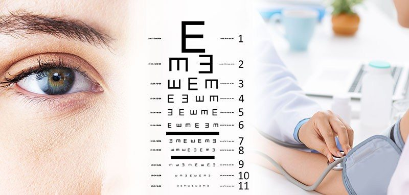 Цусны даралт ихсэлт нүдийг гэмтээх эрсдэлтэй